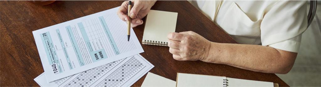 Personal tax returns